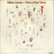 Click here for more info about 'Miles Davis - Time After Time'