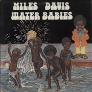 Click here for more info about 'Miles Davis - Water Babies - 2nd'