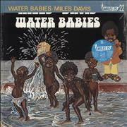 Click here for more info about 'Miles Davis - Water Babies - Sealed'