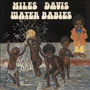 Miles Davis Water Babies UK vinyl LP