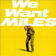 Miles Davis We Want Miles USA 2-LP vinyl set