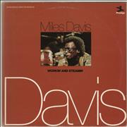 Click here for more info about 'Miles Davis - Workin' And Steamin''