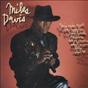 Click here for more info about 'Miles Davis - You're Under Arrest + inner'