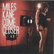 Click here for more info about 'Miles Kane - Come Closer (Part I)'