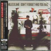 Click here for more info about 'Miles Kane - Don't Forget Who You Are'
