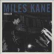 Click here for more info about 'Miles Kane - Inhaler - Blue Vinyl'