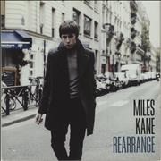 Click here for more info about 'Miles Kane - Rearrange - Numbered Sleeve'