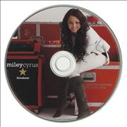 Click here for more info about 'Miley Cyrus - Breakout - Album Sampler'