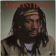 Militant Barry Green Valley UK vinyl LP