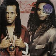 Click here for more info about 'Milli Vanilli - 2 x 2 (Two x Two) - Sealed'