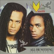 Click here for more info about 'Milli Vanilli - All Or Nothing'