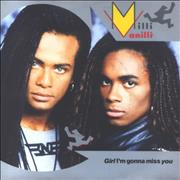 Click here for more info about 'Milli Vanilli - Girl I'm Gonna Miss You'