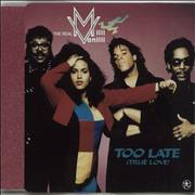 Click here for more info about 'Milli Vanilli - Too Late'