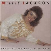 Click here for more info about 'Millie Jackson - I Feel Like Walking In The Rain'
