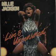 Click here for more info about 'Millie Jackson - Live & Uncensored'
