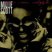 Click here for more info about 'Millie Scott - Love Me Right'