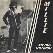 Click here for more info about 'Millie Small - My Boy Lollipop'