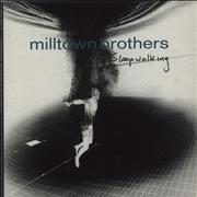 Click here for more info about 'Milltown Brothers - Sleepwalking'