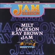 Click here for more info about 'Milt Jackson & Ray Brown - Milt Jackson / Ray Brown Jam'