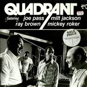 Click here for more info about 'Milt Jackson & Ray Brown - Quadrant'