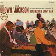 Click here for more info about 'Milt Jackson & Ray Brown - Ray Brown / Milt Jackson'