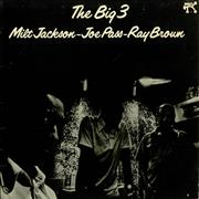 Click here for more info about 'Milt Jackson & Ray Brown - The Big 3'