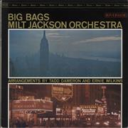 Click here for more info about 'Milt Jackson - Big Bags'