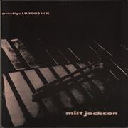 Click here for more info about 'Milt Jackson - Milt Jackson Quartet'