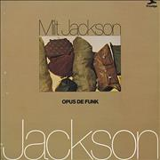 Click here for more info about 'Milt Jackson - Opus De Funk'
