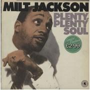 Click here for more info about 'Milt Jackson - Plenty, Plenty Soul'