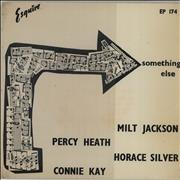 Click here for more info about 'Milt Jackson - Something Else EP'