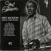 Click here for more info about 'Milt Jackson - Soul Believer'