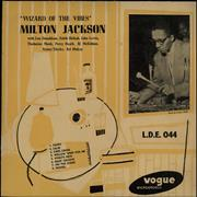Click here for more info about 'Milt Jackson - Wizard Of The Vibes'