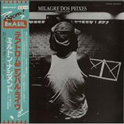 Click here for more info about 'Milton Nascimento - Milagre Dos Peixes (Gravado Ao Vivo)'