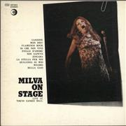 Click here for more info about 'Milva On Stage (Live at Tokyo Sankei Hall)'