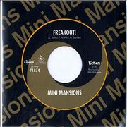 Click here for more info about 'Mini Mansions - Freakout!'