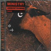 Click here for more info about 'Ministry - Animositisomina - Sealed'