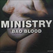 Click here for more info about 'Ministry - Bad Blood'