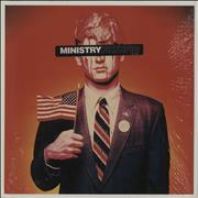 Ministry Filth Pig Germany vinyl LP