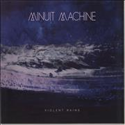 Click here for more info about 'Minuit Machine - Violent Rains - Purple Vinyl + CD'