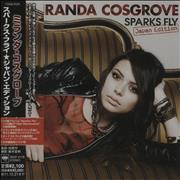 Click here for more info about 'Miranda Cosgrove - Sparks Fly (Japan Edition) + Obi'