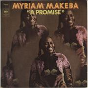 Click here for more info about 'Miriam Makeba - A Promise'