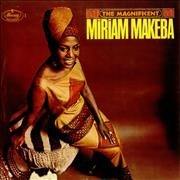 Click here for more info about 'Miriam Makeba - The Magnificent'