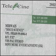 Click here for more info about 'Mirwais - Disco Science'