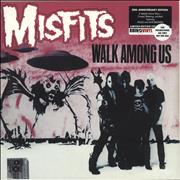Click here for more info about 'Misfits - Walk Among Us - Purple Vinyl + Sealed'