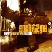 Click here for more info about 'Missy Misdemeanor Elliott - Sock It 2 Me'