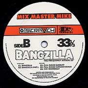 Click here for more info about 'Mix Master Mike - Bangzilla - The Frequency Attack 12