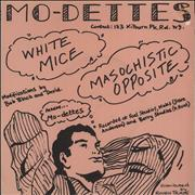 Click here for more info about 'Mo-dettes - White Mice'