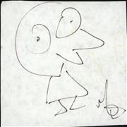 Click here for more info about 'Moby - Autograph'