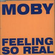 Click here for more info about 'Moby - Feeling So Real Remixes'
